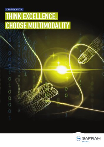 Think excellence, choose multimodality