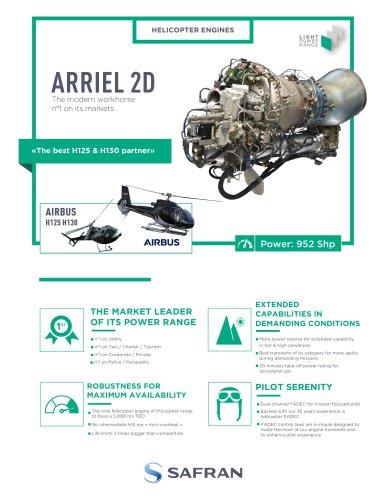 ARRIEL 2D