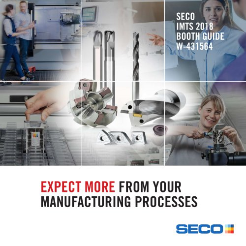 SECO IMTS 2018 BOOTH GUIDE W-431564