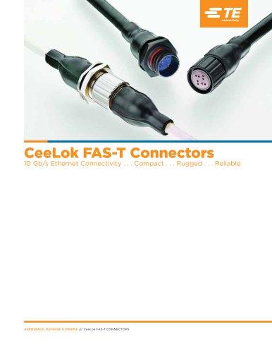 CeeLok FAS-T Connectors