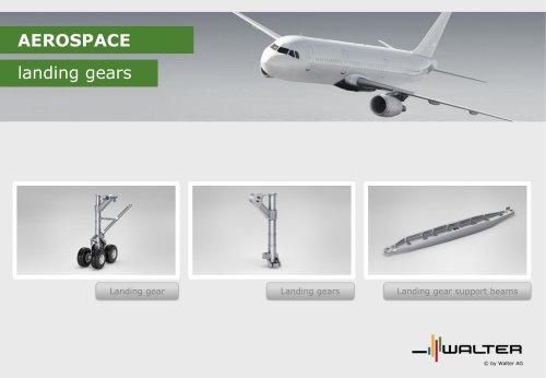 AEROSPACE landing gears
