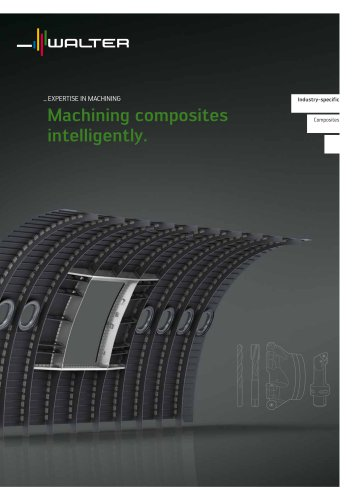 Machining composites intelligently