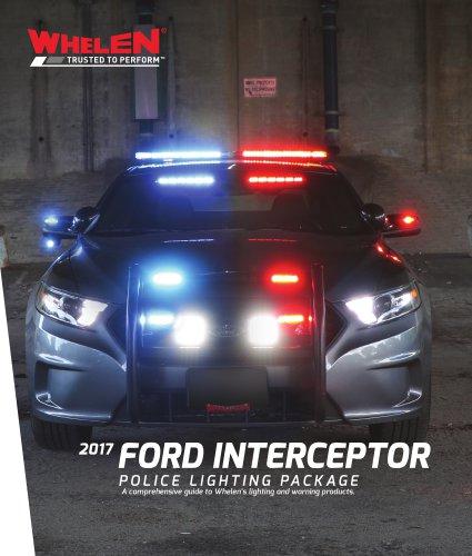 Police Lighting Package Interceptor