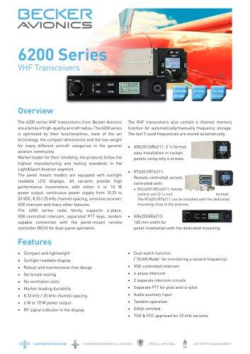 AR6200 series
