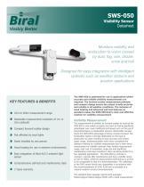 SWS-050 Visibility Sensor