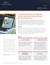 THE ULTIMATE WEB-BASED COLLABORATIVE WEATHER MONITORING VISUALIZATION AND ALERTING MAPPING TOOL - 1