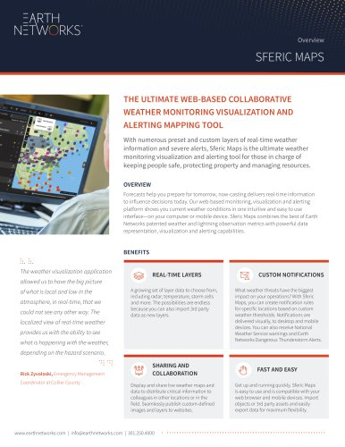 THE ULTIMATE WEB-BASED COLLABORATIVE WEATHER MONITORING VISUALIZATION AND ALERTING MAPPING TOOL