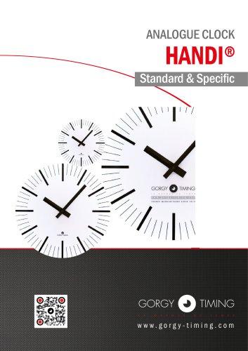 Analog clock HANDI®