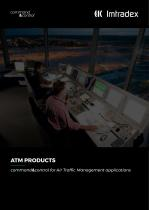 ATM PRODUCTS command&control for Air Traffic Management applications
