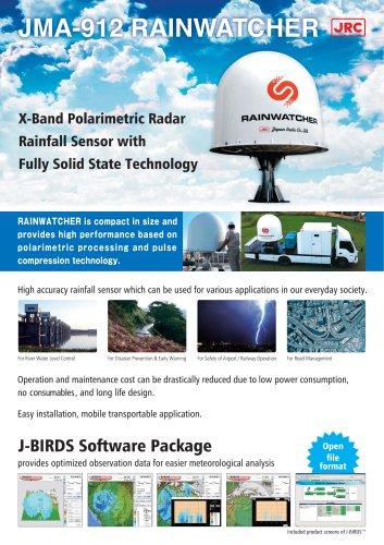 brochure Radar System