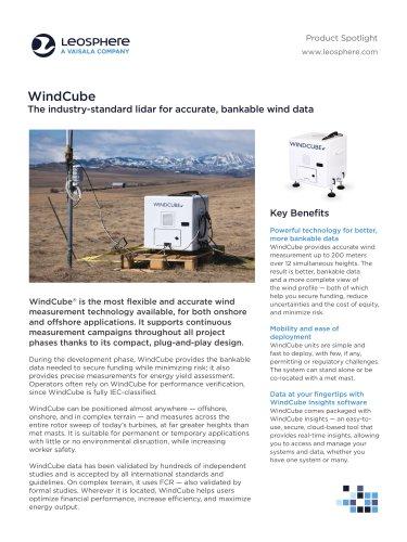WindCube