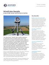 WindCube Nacelle
