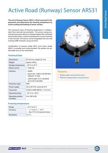 Active Road Sensor ARS31