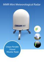 MMR Mini Meteorological Radar - 1