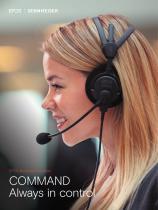 COMMAND ATC catalogue