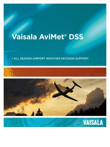 Vaisala AviMet® DSS