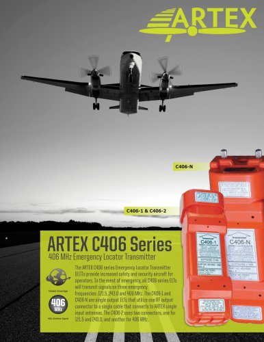 ARTEX C406 Series