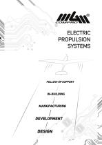Electric propulsion systems - 1