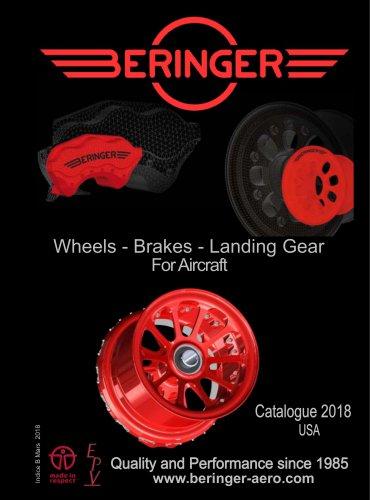 Wheels  - Brakes  - Landing Gear For Aircraf