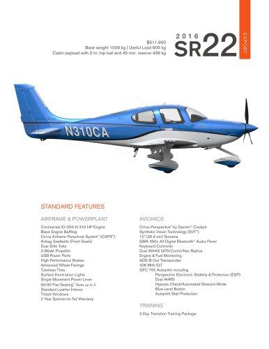 2016-SR22-Export-Pricesheet-v2