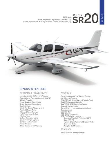2017-SR20-International-Pricelist