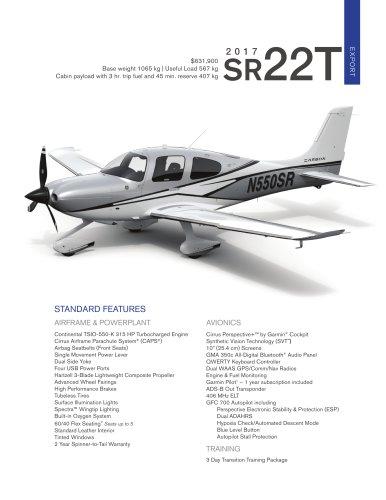 2017-SR22T-International-Pricelist