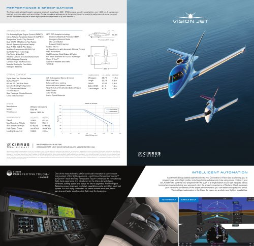 Vision Jet 2019