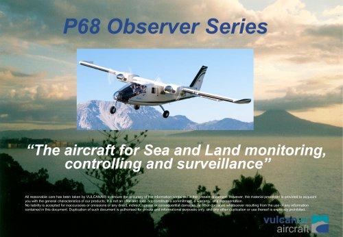 P68 Observer Series
