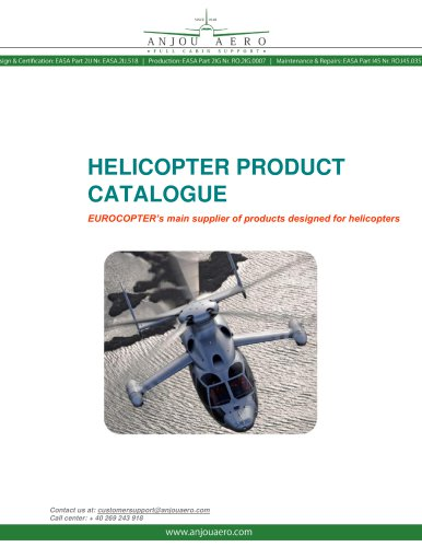 helicopters prpducts catalogue