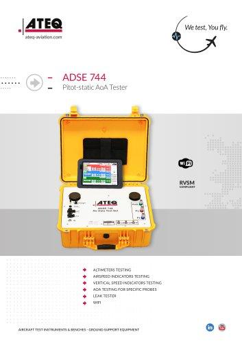 Air data test set ADASE 744