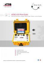 Air data test set ADSE 650