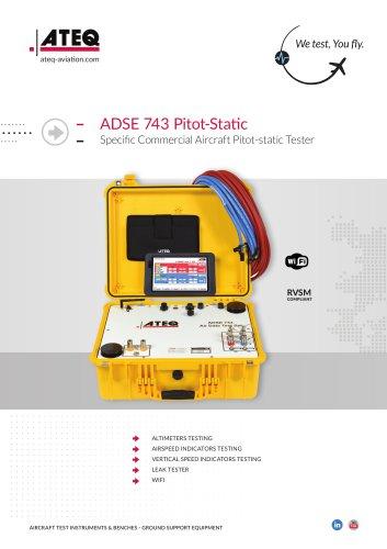 air data test set ADSE 743