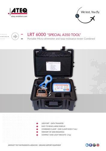 Loop tester LRT 6000