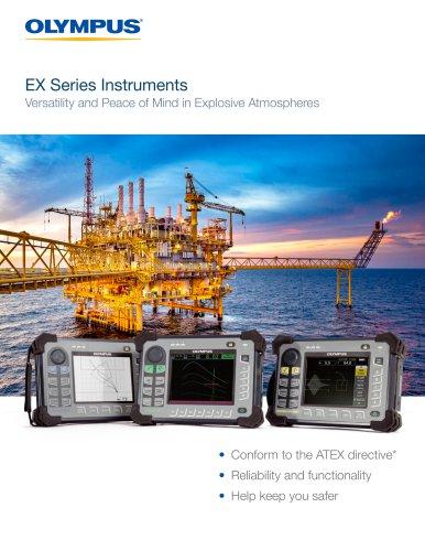 EX Series Instruments