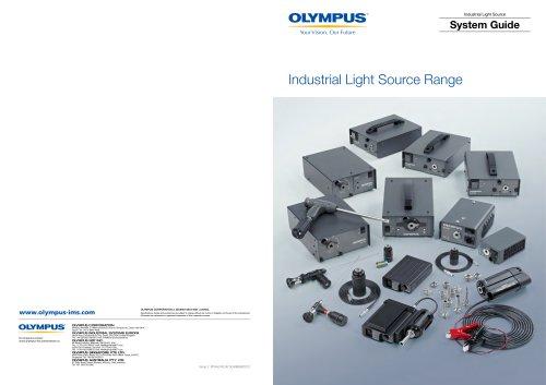 Industrial Light Source Range