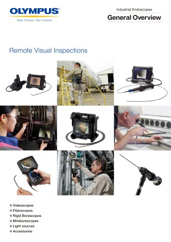 Remote Visual Inspections