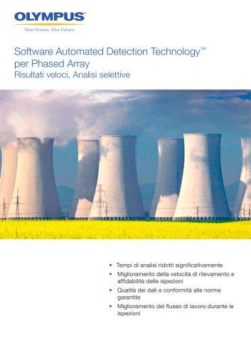 tecnologia di rilevamento automatizzata ™ per Phased array