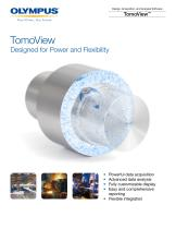 TomoView Designed for Power and Flexibility