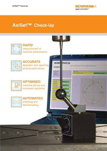 AxiSet Check-Up