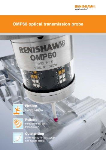 OMP60 optical transmission probe
