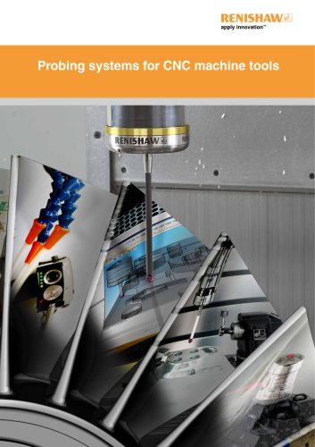 Probing systems for CNC machine tools