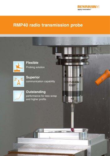 RMP40 radio transmission probe