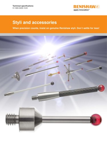 Styli and accessories