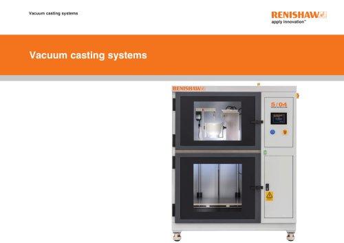 Vacuum casting systems