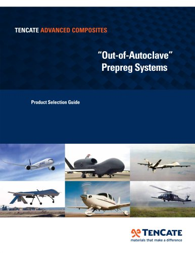 """""""Out-of-Autoclave""""   Prepreg Systems"""