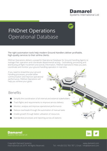 FiNDnet Operations