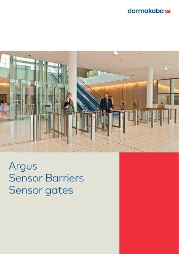 Argus Sensor Barriers Sensor gates