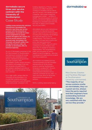 dormakaba-Southampton case study copy