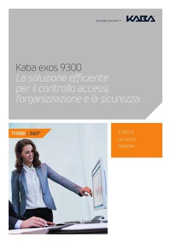 Kaba exos 9300