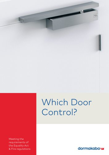 whichdoorcontrolbrochure
